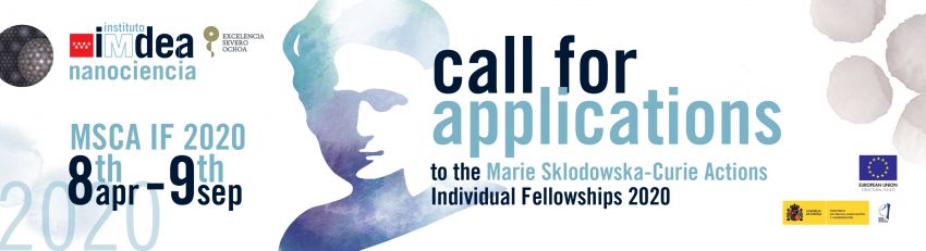 Call for applications MSCA 2020